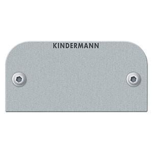 Kindermann Blindblende Halbblende 54 x 54 mm