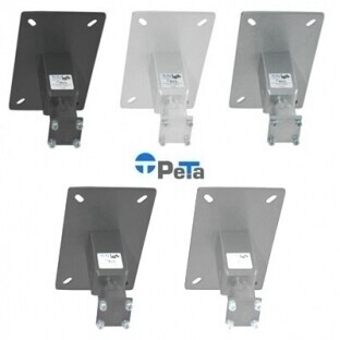 PeTa anniversary ceiling mount with clamping lever, 40 - 70cm