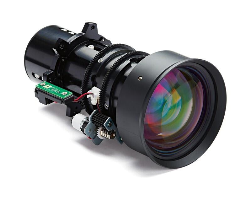 Christie Objektiv 1.52-2.89 Zoom für DWX600/555, DHD600/555, DWU600/555
