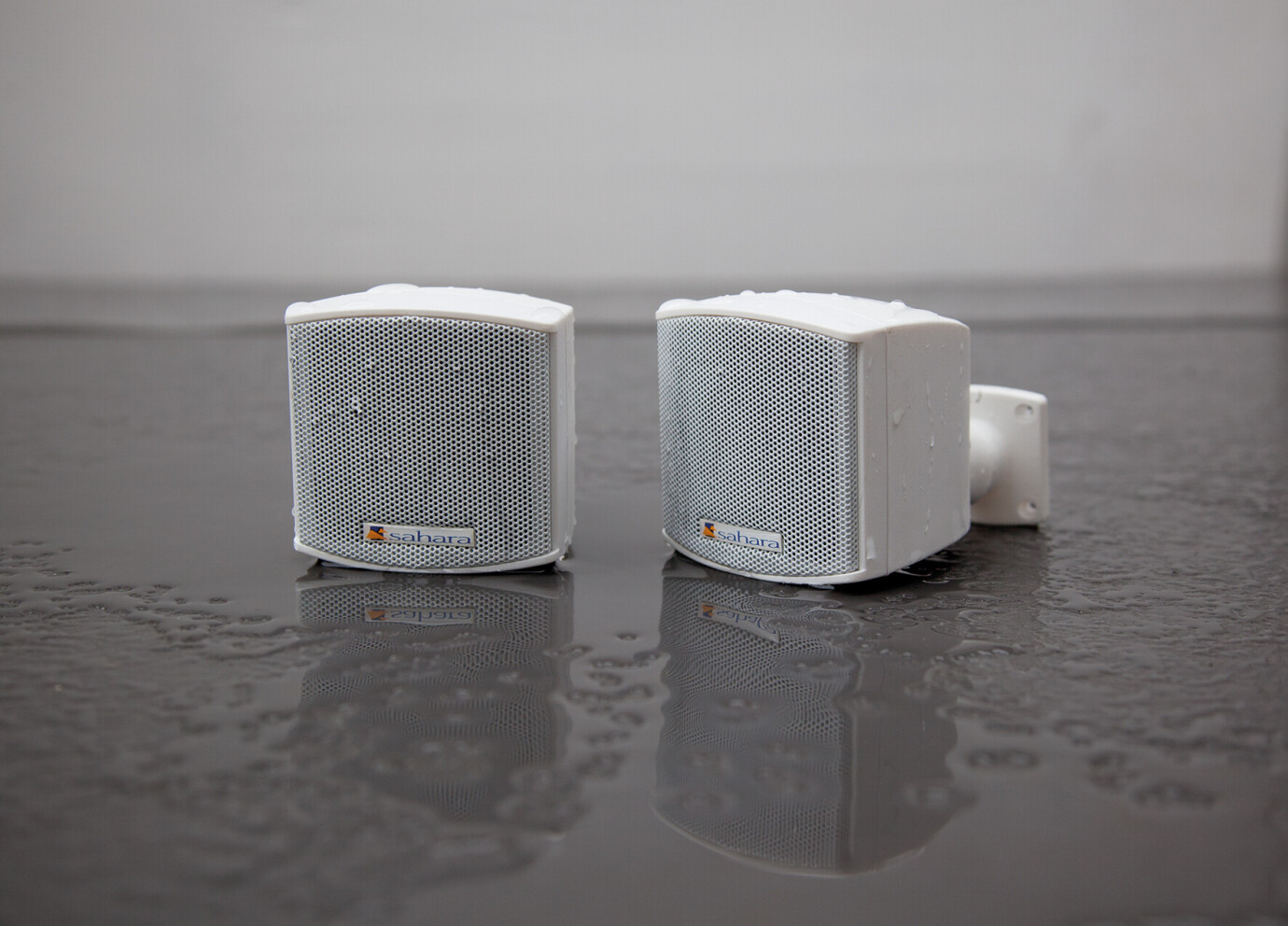 Passives Lautsprechersystem für innen und außen