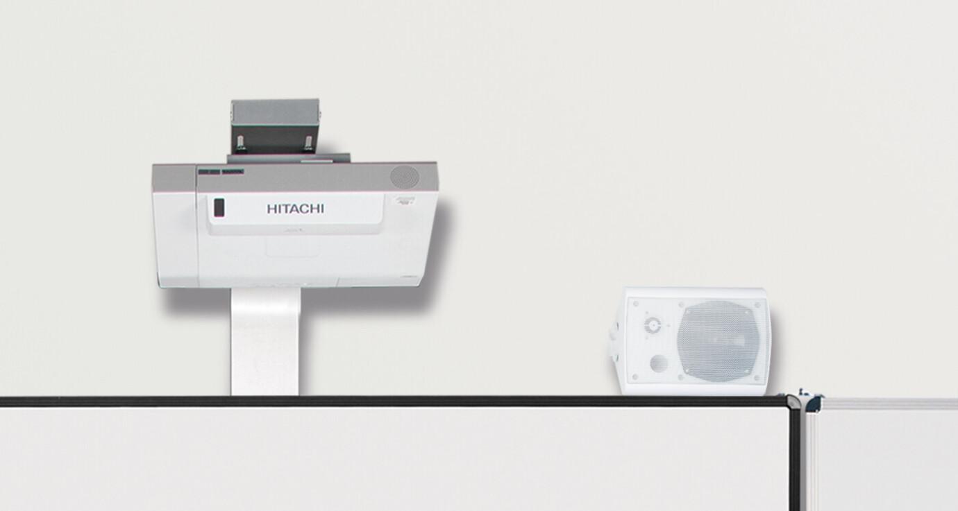 Conen Lautsprecherhalterung horizontal