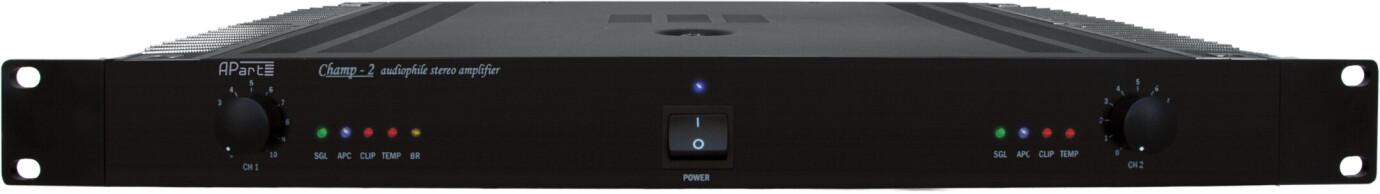 Apart Champ 2 - Audiophiler Stereo-Verstärker