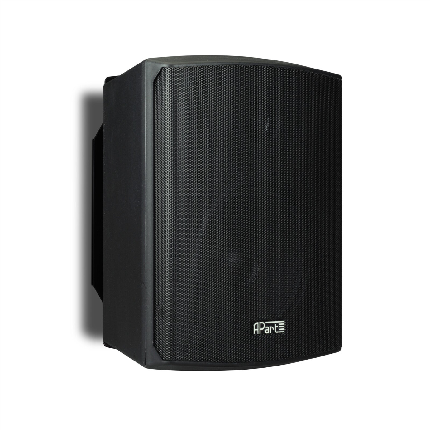 APart SDQ5P-BL Kompaktes 2-Wege Lautsprecherset- Aktiv - schwarz