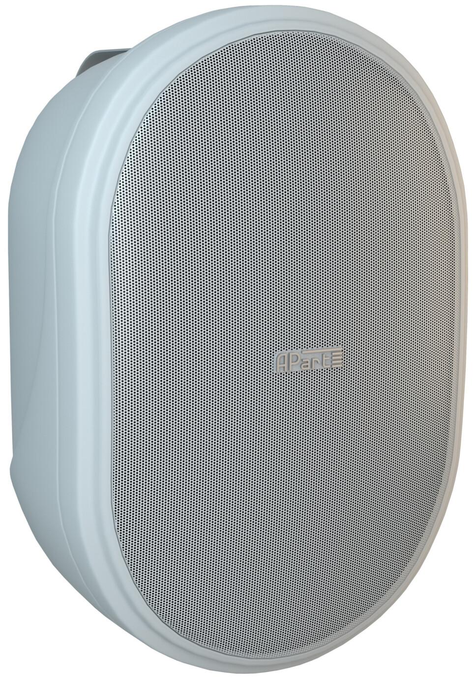 APart OVO8T Lautsprecher - Paar- 160 W - weiß