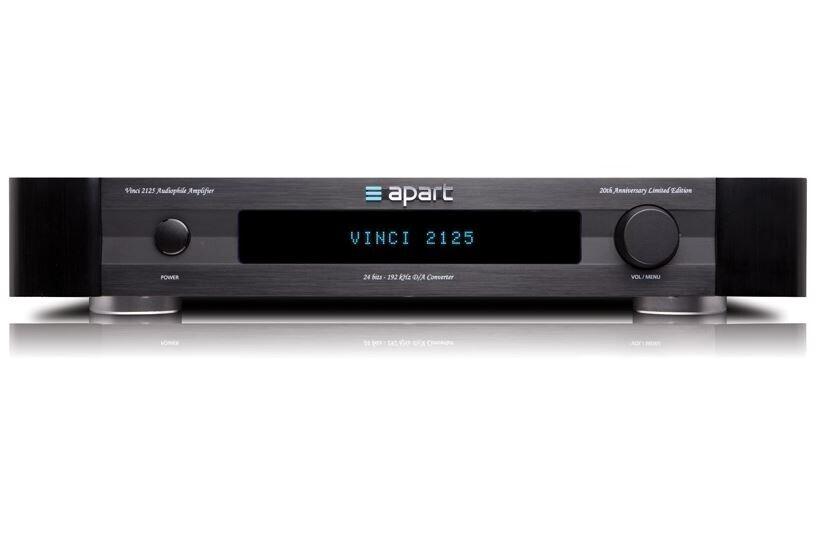 Aparte VINCI 2125, - Amplificador de alta fidelidad High-End