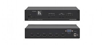 Kramer VM-24HC Amplificador de distribución 2x1:4 para HDMI
