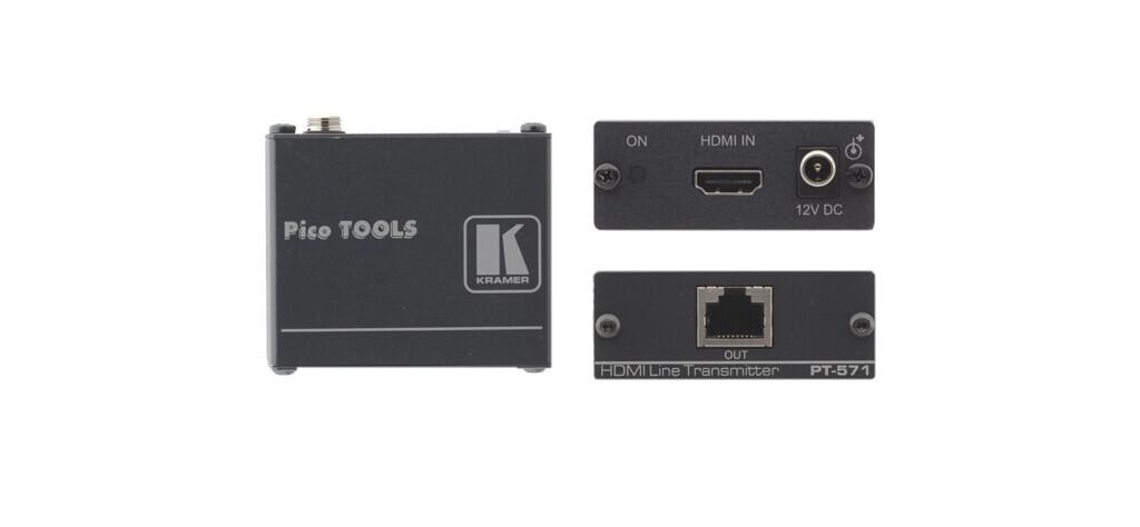 Kramer PT-571 HDMI-CAT Emetteur / Transmetteur (1x HDMI auf 1x CAT)