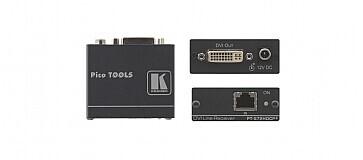 Kramer PT-572HDCP+ DVI-CAT Empfänger / Receiver (1x CAT auf 1x DVI)
