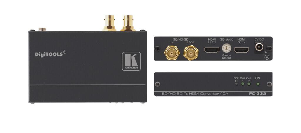 Kramer FC-332 Wandler für 3G HD-SDI in HDMI
