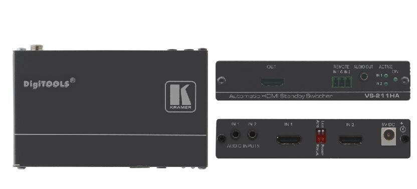Kramer Automatik Standby-Umschalter für HDMI