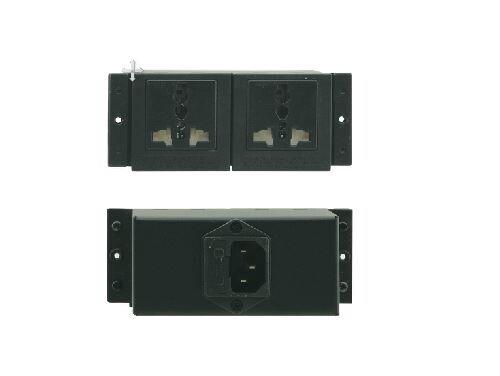 Kramer TS-Power-Socket TS-2DE