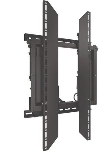 Chief LVS1UP ConnexSys Video Wall Display-Wandhalterung, Hochformat, Schwarz (40