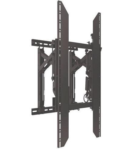 Chief LVSXUP ConnexSys Video Wall Display-Wandhalterung, Hochformat, Schwarz (40