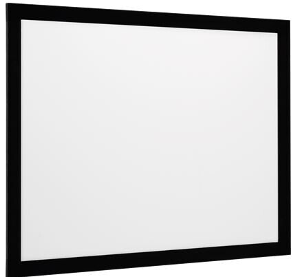 euroscreen Rahmenleinwand Frame Vision mit React 3.0 320 x 207,5 cm 16:10 Format