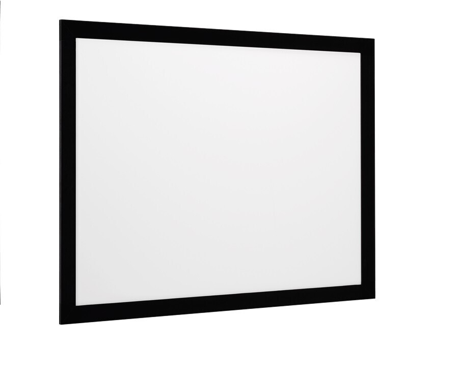 euroscreen Rahmenleinwand Frame Vision mit React 3.0 180 x 88 cm 2.35:1 Format