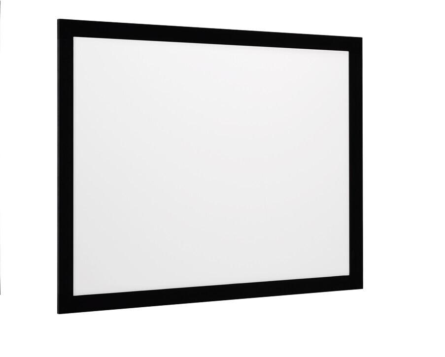 euroscreen Rahmenleinwand Frame Vision mit React 3.0 240 x 113,5 cm 2.35:1 Format
