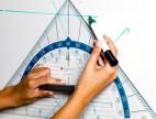 i3-Technologies Augmented Reality Geodreieck Physisches Geodreieck