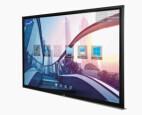 Legamaster STX6550 elektrisch HV freistehend, e-Screen Business Paketlösung