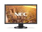 NEC MultiSync E233WMi, colore nero