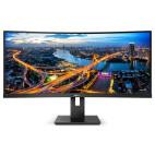 Philips 346B1C/00 Monitor LCD UltraWide curvo con USB-C