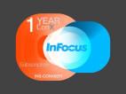 InFocus INS-CONX50Y1 ConX Video Meeting, 50 Teilnehmer, 1 Jahr Abonnement