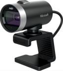 Microsoft LifeCam Cinema Webcam para empresas, HD, 30 fps, USB 2.0, certificada por Skype