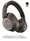 Plantronics Voyager 8200 UC Bluetooth-hörlurar, med USB-C, svart