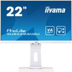 iiyama PROLITE XUB2294HSU-W1, bianco