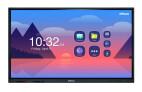 "InFocus INF7540e display touch interattivo 75"" 4K"
