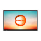 """InFocus INF7500 75"""" 4K Interactive Touch Display"""
