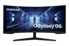 Samsung C34G55TWWU Odyssey G5 Monitor Gaming