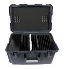 Leba NoteCase16 für Aufbewahrung, Transport und zum Laden von bis zu 16 Tablets, iPads inkl. USB-C Charging ports