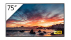 Sony FWD-75X80H/T/1 Android BRAVIA avec Tuner