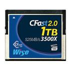 Wise CFast 2.0 Card 3500X Blue 1 TB