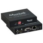 Muxlab HDMI over IP H.264/H.265 PoE Transmitter, 1080p