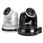 Marshall Electronics CV612HT-4KW UHD-PTZ-Kamera (weiß) - 74° AOV, 12 x Zoom, 9 MP