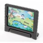 PARAT KidsCover für iPad 25,91cm 10,2 Zoll 2019/2020 inkl. Pen+ScreenCover - Schwarz