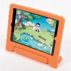 PARAT KidsCover für iPad 25,91cm 10,2 Zoll 2019/2020 inkl. Pen+ScreenCover - Orange