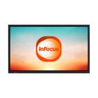InFocus INF7500 interaktives Touchdisplay 4K 75'' - Demoware