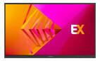 i3 Technologies i3Touch E-X86 inkl. Kabel und Wandhalterung