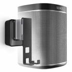 Vogels SOUND 4201 - Lautsprecher-Wandhalterung für Sonos PLAY:1 (Schwarz)