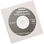 Logiciel Casio 3D YA-D30 (lecteur +2D à convertisseur 3D) YA-D30