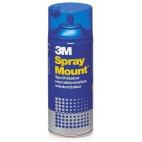 3M Spray Mount - Adesivo Spray per pellicole per proiezione non adesive