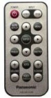 Panasonic replacement remote control for PT-LC55E
