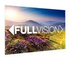 Projecta Ecran de projection sur cadre FullVision, 280 x 158 cm, 16:9, blanc mat