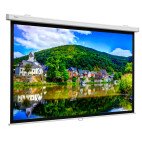 Projecta Ecran de projection manuel ProScreen CSR 200x 200 cm 1:1 blanc mat