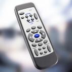EIKI remote control for EIP-3000N