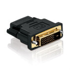 Adaptador DVI a HMDI - DVI-D macho a HDMI hembra