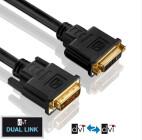 PureLink DVI Verlängerung - Dual Link - PureInstall 1,00m