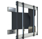 Support mural SMS Slim Swing pour display LED